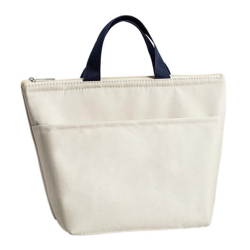 Lunch bag isotherme blanc