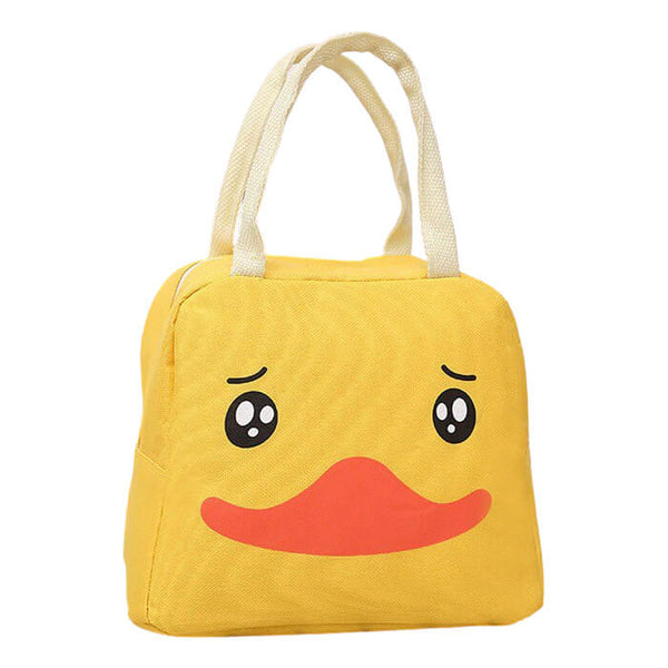 Lunch bag isotherme enfant canard