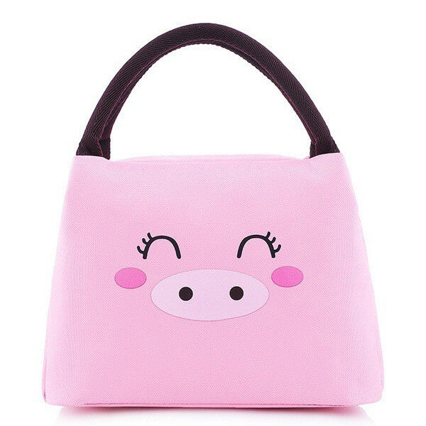 Lunch bag isotherme enfant cochon