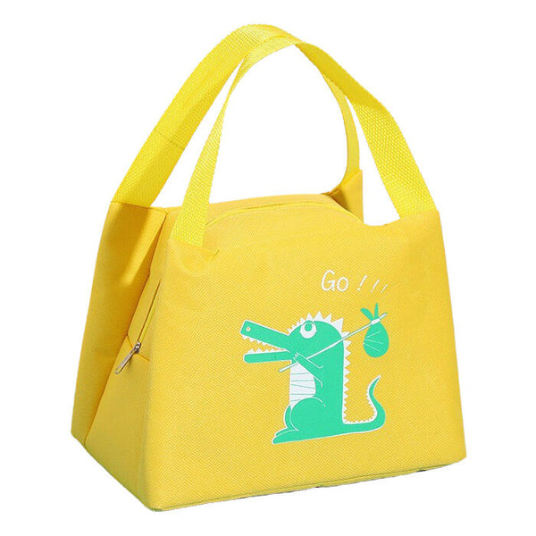 Lunch bag isotherme enfant crocodile