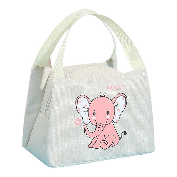 Lunch bag isotherme enfant éléphant