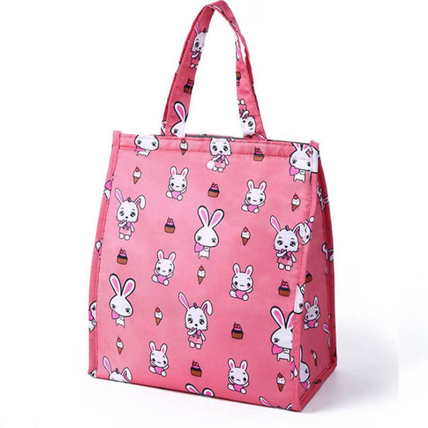 Lunch bag isotherme enfant lapin