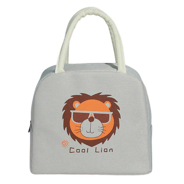 Lunch bag isotherme enfant lion