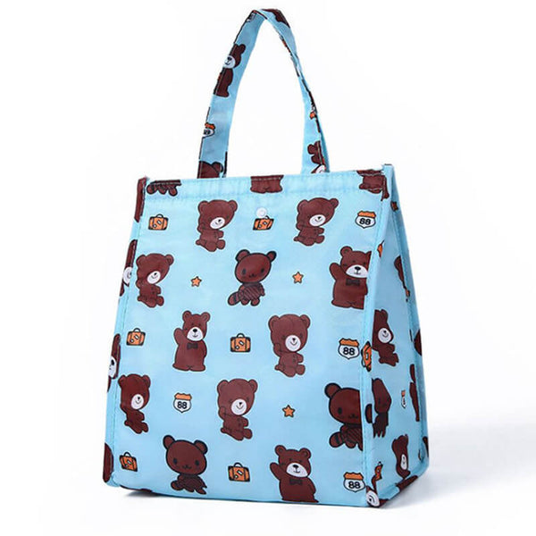 Lunch bag isotherme enfant ours