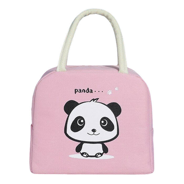 Lunch bag isotherme enfant panda