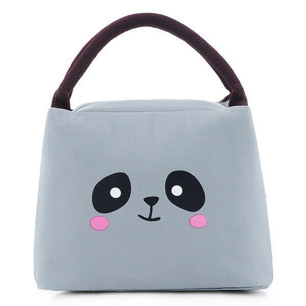 Lunch bag isotherme enfant raton