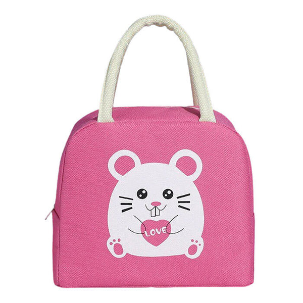 Lunch bag isotherme enfant souris