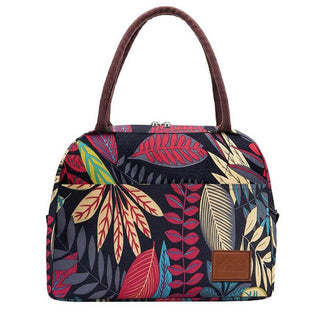 Lunch bag isotherme femme extoqie