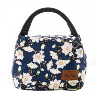Lunch bag isotherme fleur de printemps