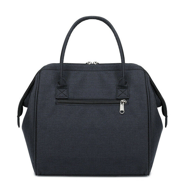 Lunch bag isotherme homme couleur noire