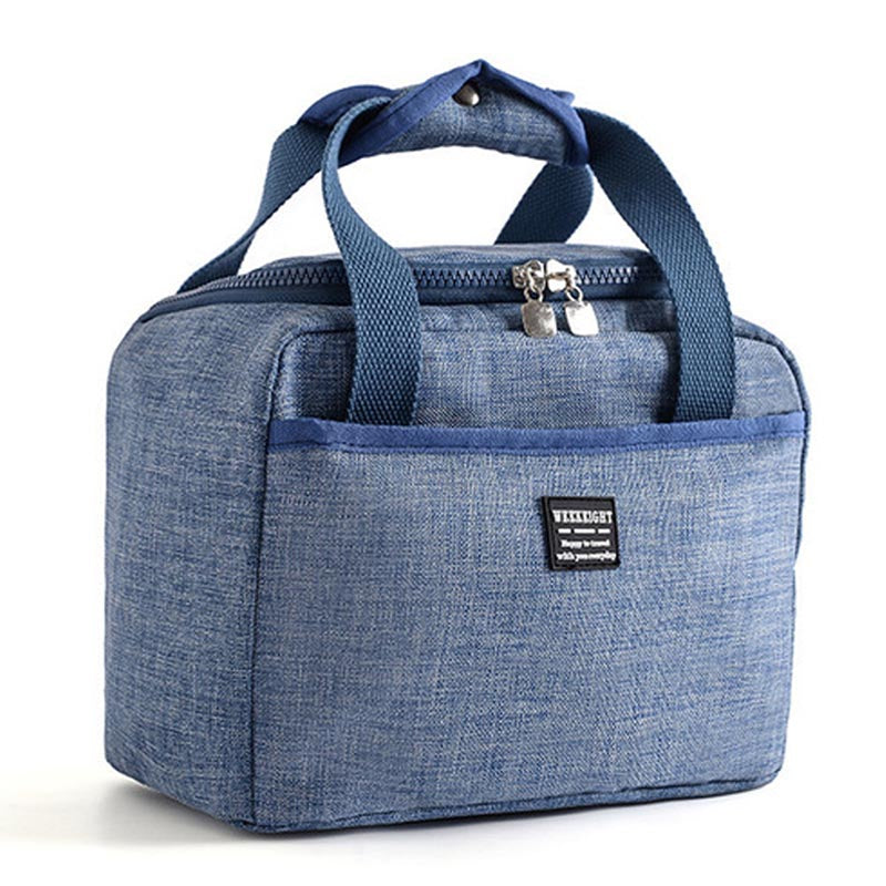 Lunch bag isotherme weekeight bleu