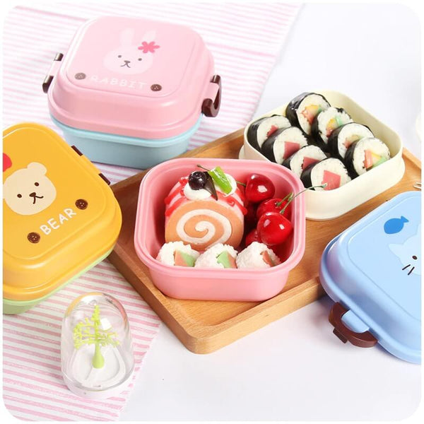 Lunch box bento enfant rabbit