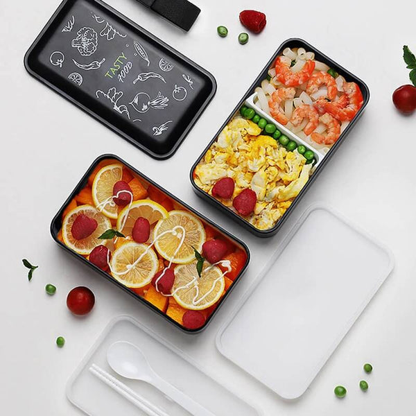 Lunch box bento food