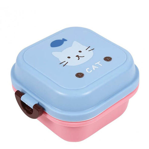 Lunch box enfant cat