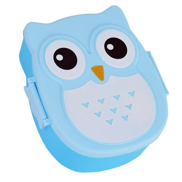 Lunch box enfant hibou