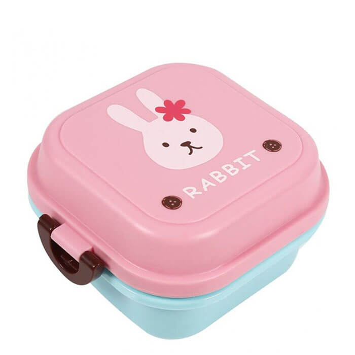 Lunch box enfant rabbit