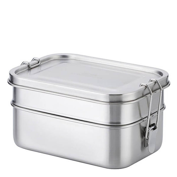 Lunch box inox compartimentée 1000ml