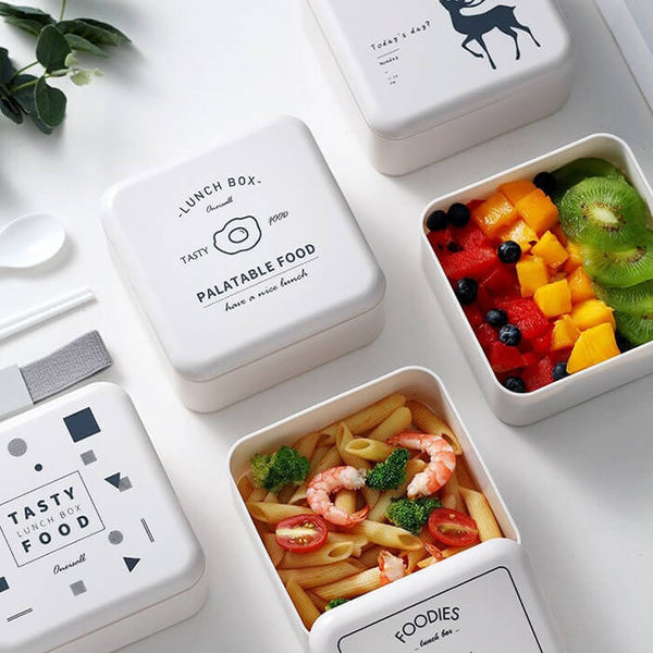 Lunch box micro-ondes originale