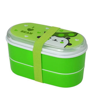 Lunch box enfant - I love bean - 600ml