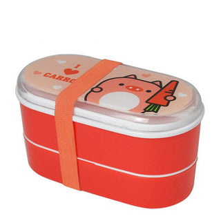 Lunch box enfant - I love carrot - 600ml