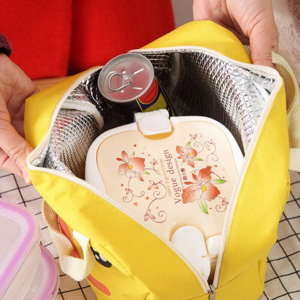Sac lunch box enfant
