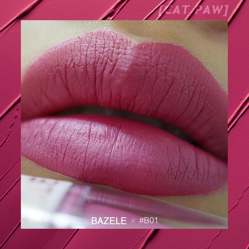 Stunna Boss Nudes | Bazele Long Wear Matte Lip color Back in Stock