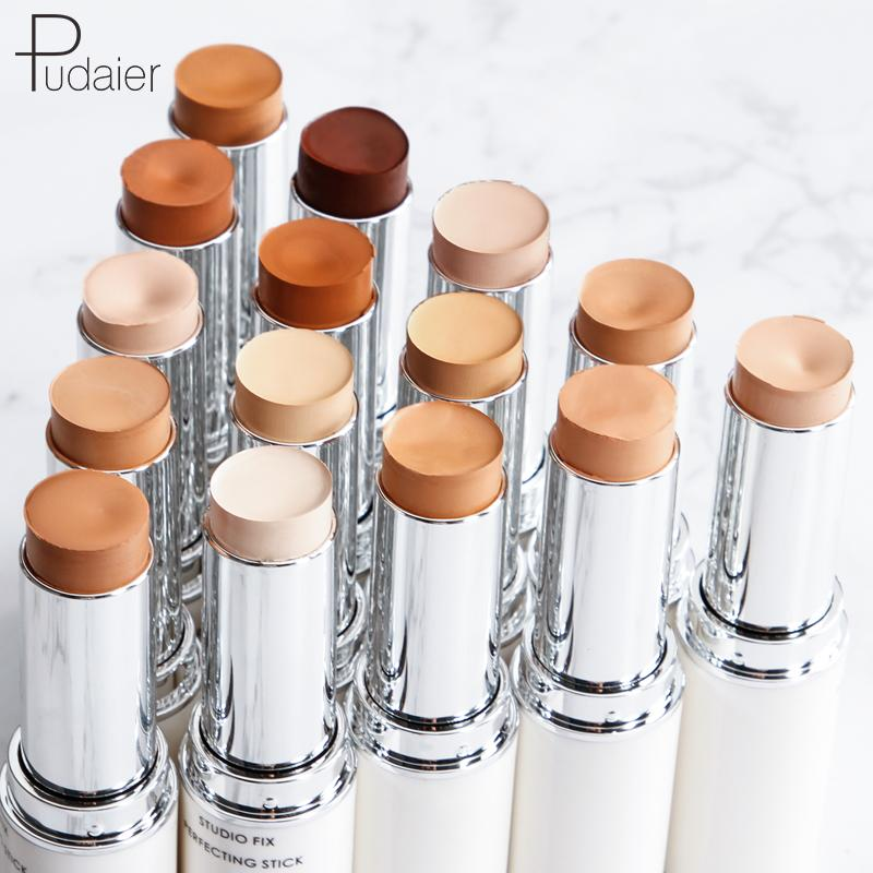 Pudaier® Velvet Matte Foundation Stick | Full Coverage
