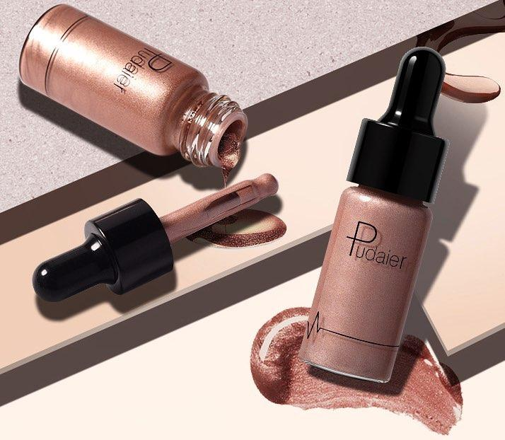 Pudaier Born To Glow Liquid Illuminator | Face & Body Liquid Highlighter