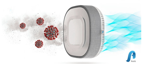 Aura Air - Air Purification and Disinfection