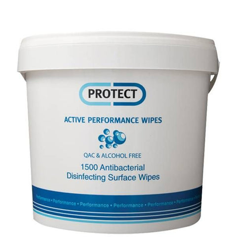 Holchem Antibacterial Protect Performance Wipes