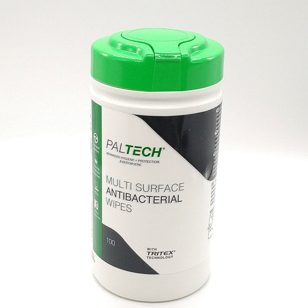 PalTech Multi Surface Antibacterial Wipes