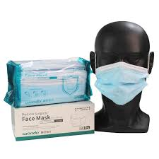 3Ply Type IIR Medical Mask