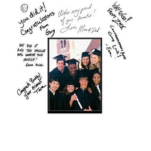 "Load image into Gallery viewer, Amscan 279717 Graduation Pen Autograph Matte, 14"" x 11"", Multicolor"