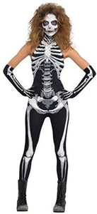 amscan Bone A Field Babe Adult Skeleton Costume