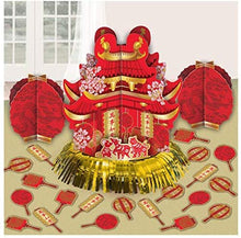Load image into Gallery viewer, Chinese New Year, Foil Table Decorating Kit, 23 Ct.