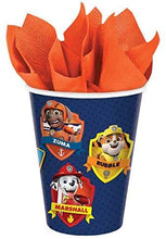 Load image into Gallery viewer, Paw Patrol Party Pack Seats 8 - Napkins, Plates, Cups and Tablecloth - Paw Patrol Adventures Party Supplies, Deluxe Party Pack