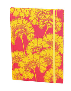 "Florence Broadhurst Japanese Floral Journal - 160 Ruled Pages. Daily Notebook Journal Size: 6.25"" X 8.5"""