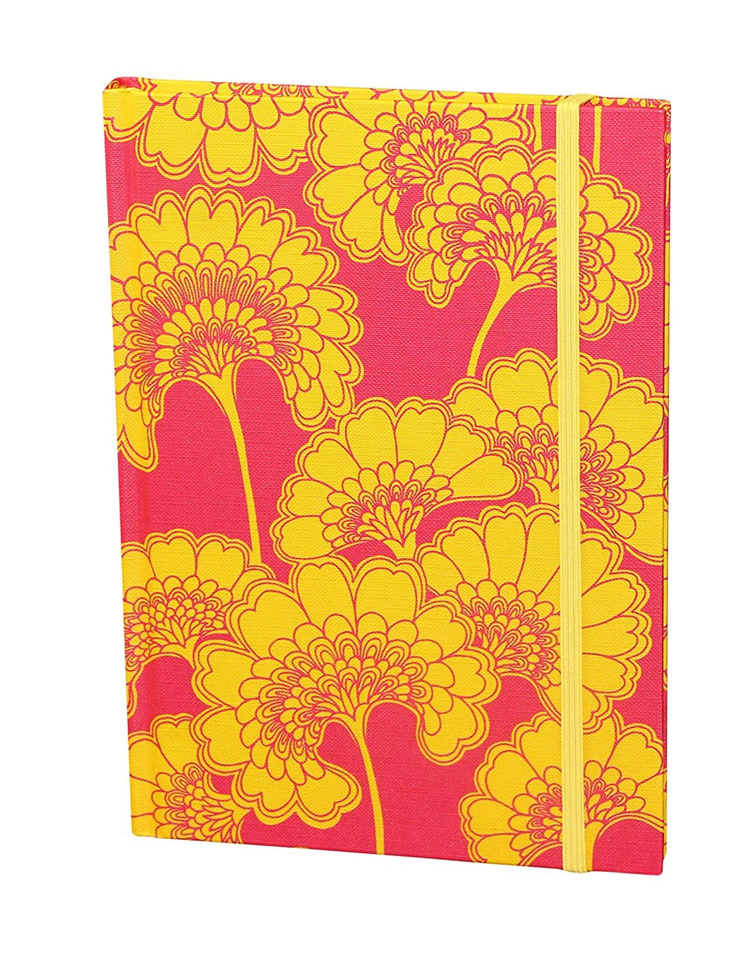 Florence Broadhurst Japanese Floral Journal - 160 Ruled Pages. Daily Notebook Journal Size: 6.25