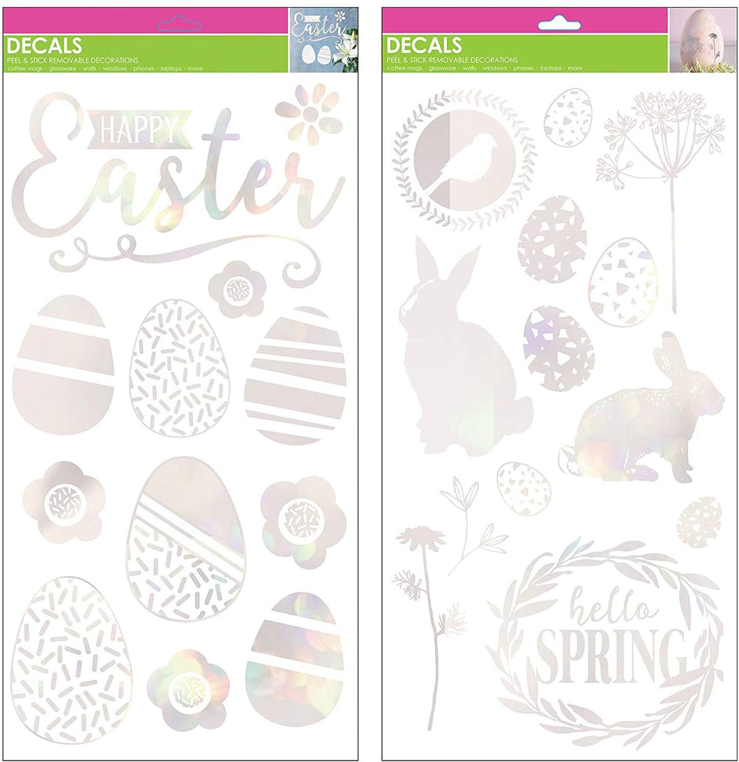 B-THERE Bundle of Easter Foil Decorations 8