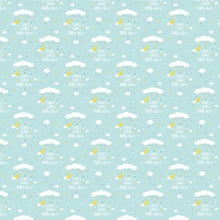 Load image into Gallery viewer, B-THERE Baby Shower Gift Wrap Wrapping Paper for Boys, Girls, Adults. 4 Cute Different Designs of 6 ft X 30 Roll! Includes Baby Feet, Giraffe, Animals, Elephant, Twinkle Little Star
