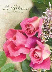 Wedded Bliss KJV Scripture Greeting Cards - Boxed