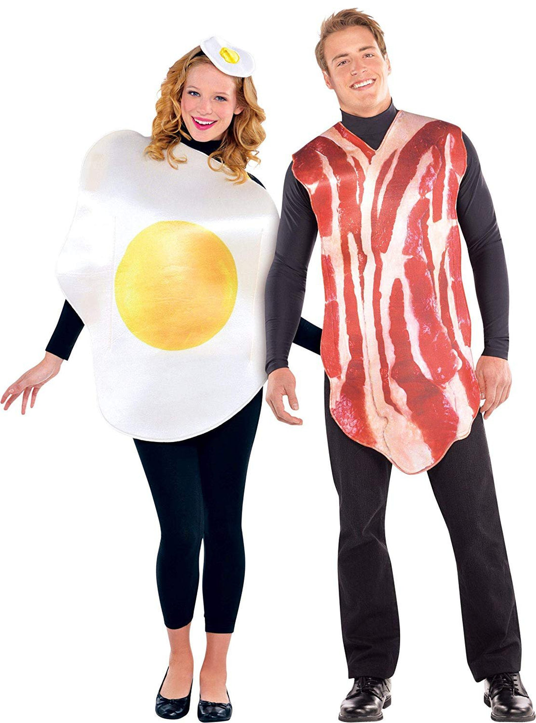 Adult Bacon & Egg Costume