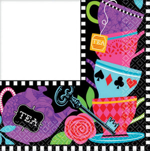 Amscan Luncheon Napkins Party Supplies, One Size, Multicolor