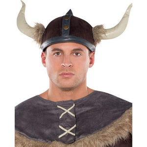 amscan Adult Viking Warrior Costume Plus Size