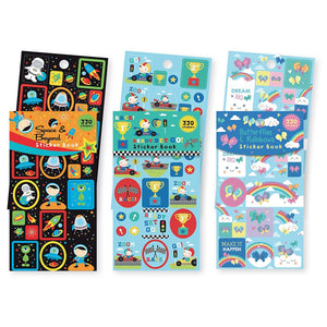 Small Sticker Book D
