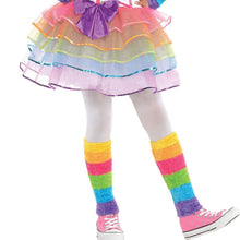 Load image into Gallery viewer, AMSCAN Rainbow Unicorn Halloween Costume for Girls, Small, with Included Accessories