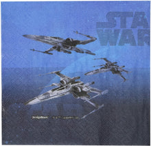 Load image into Gallery viewer, Star Wars Episode VII Beverage Napkin, Party Favor