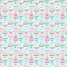 Load image into Gallery viewer, B-THERE Birthday Gift Wrap Wrapping Paper for Boys, Girls, Adults. 6 Cute & Funny Different Designs of 6 ft X 30 Roll! Includes Cake, Dogs, Balloon Animals, Dots, Happy Birthday