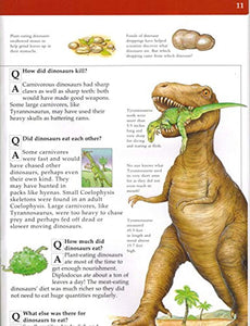 Dinosaurs, Monster Animals, Sea and Sealife Books Fact Packed