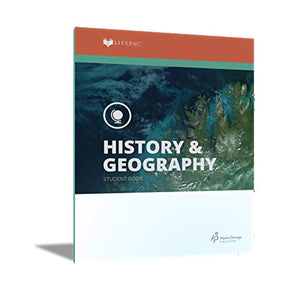 Lifepac Gold History & Geography Grade 11: Set of 10